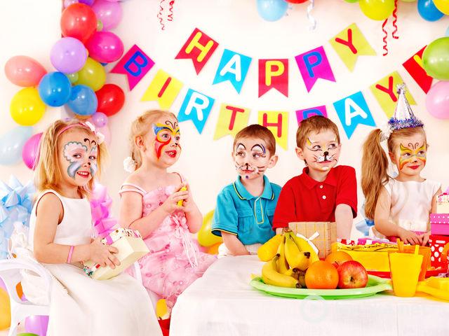 Конкурсы за столом для дня рождения на 1 годик